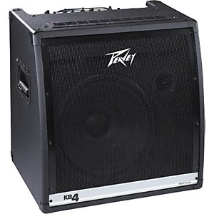 Peavey KB 4 75 Watt 1x15 3-Channel Keyboard Amplifier by Peavey
