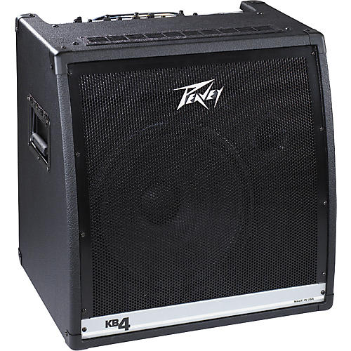 Peavey KB 4 75W 1x15 3-Channel Keyboard Amplifier-thumbnail