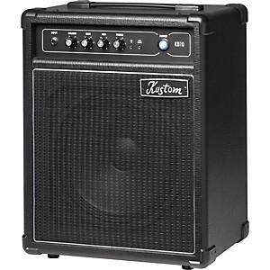 Kustom KB10 10 Watt 1x10 Bass Combo Amp
