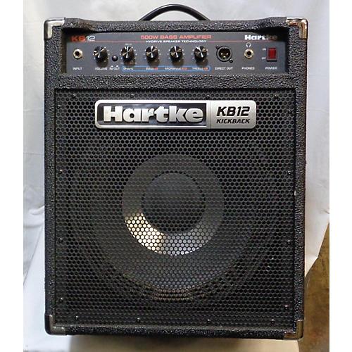 Hartke KB12 KICKBACK Bass Combo Amp-thumbnail
