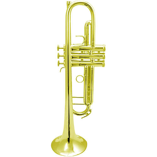 King KB12 Series Large Bore Marching Bb Trumpet SB12 Lacquer