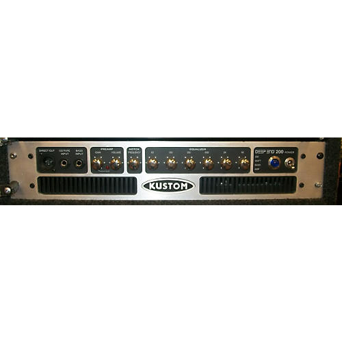 Kustom KB200HR Bass Amp Head-thumbnail