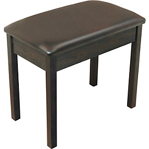 On-Stage Stands KB8802R Rosewood Keyboard Bench