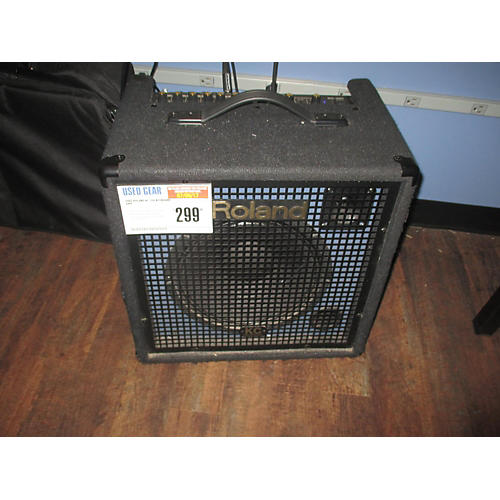 used roland kc 350 keyboard amp guitar center. Black Bedroom Furniture Sets. Home Design Ideas