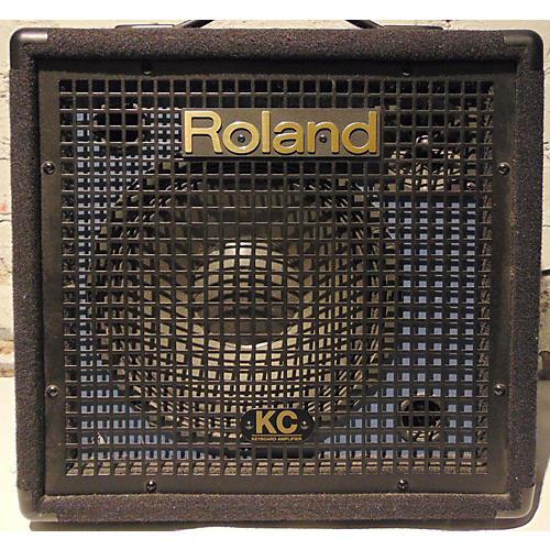 used roland kc 60 keyboard amp guitar center. Black Bedroom Furniture Sets. Home Design Ideas