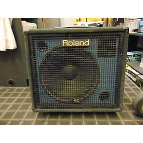 used roland kc550 1x15 180w keyboard amp guitar center. Black Bedroom Furniture Sets. Home Design Ideas