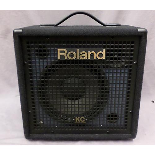 used roland kc60 1x10 40w keyboard amp guitar center. Black Bedroom Furniture Sets. Home Design Ideas