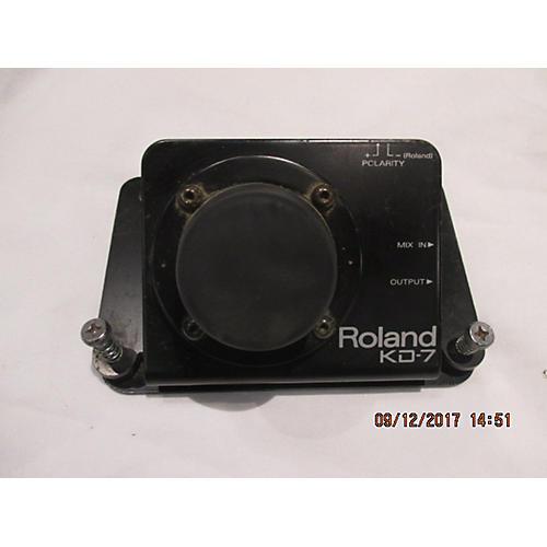 used roland kd7 trigger pad guitar center. Black Bedroom Furniture Sets. Home Design Ideas