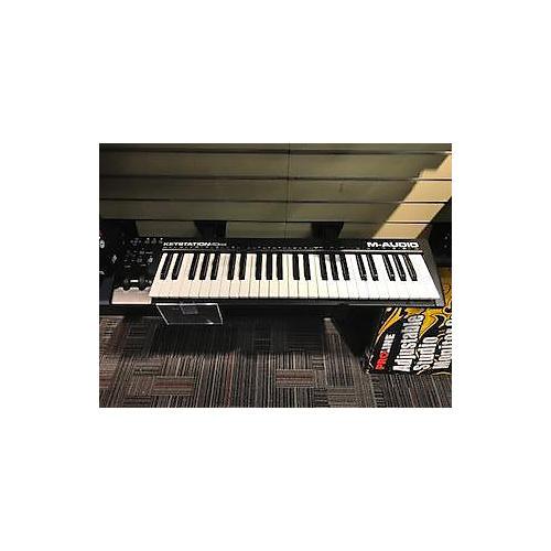 used m audio keystation 49es keyboard workstation guitar center. Black Bedroom Furniture Sets. Home Design Ideas