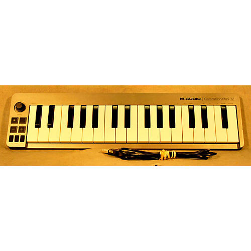 M-Audio KEYSTATION MINI 32 MIDI Controller-thumbnail