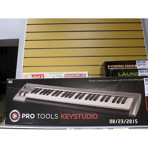 used m audio keystudio keyboard workstation guitar center. Black Bedroom Furniture Sets. Home Design Ideas