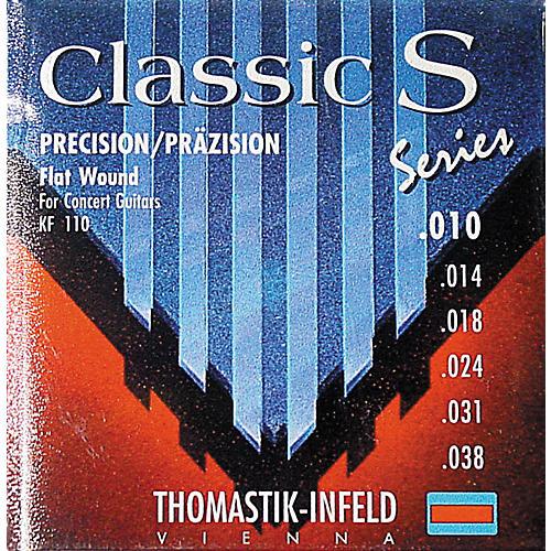 Thomastik KF110 S Series Classical Light Flat Wound-thumbnail