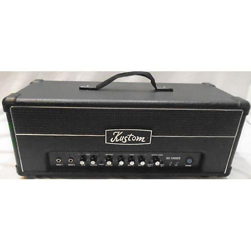 used kustom kg 100hfx solid state guitar amp head guitar center. Black Bedroom Furniture Sets. Home Design Ideas