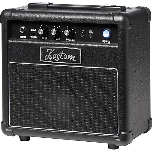 Kustom KG1 10W 1x6 Guitar Combo Amp Black