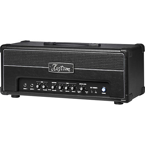 Kustom KG100HFX 100W Guitar Amp Head with Digital Effects