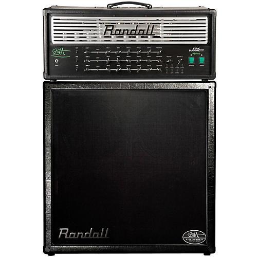 Randall KH103 Kirk Hammett Signature 120W Tube Guitar Amp Half Stack-thumbnail