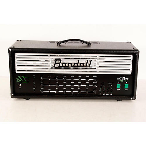 Randall KH103 Kirk Hammett Signature 120W Tube Guitar Amp Head-thumbnail