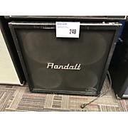 Randall KH412 KIRK HAMMETT 400W Guitar Cabinet