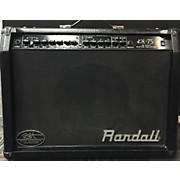 Randall KH75 Kirk Hammet 1x12 75W Guitar Combo Amp