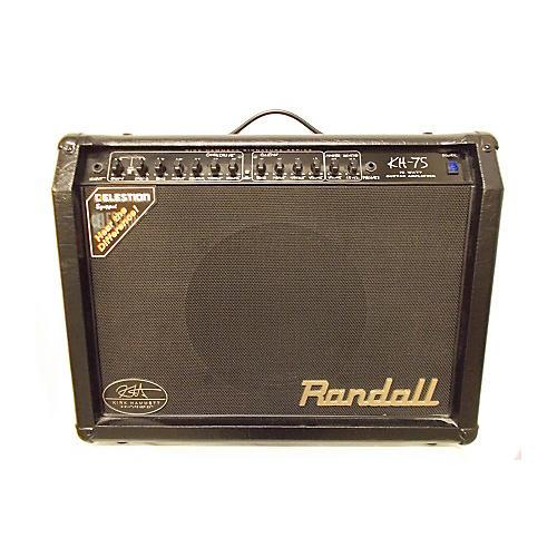 Randall KH75 Kirk Hammet 1x12 75W Guitar Combo Amp-thumbnail