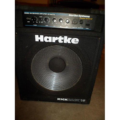 Hartke KICKBACK15 Bass Combo Amp