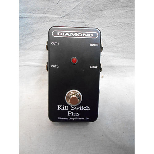 Diamond Amplification KILL SWITCH PLUS Pedal-thumbnail