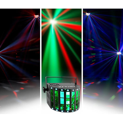 CHAUVET DJ KINTA FX Derby Party Light Effect with Laser, LED, Strobe
