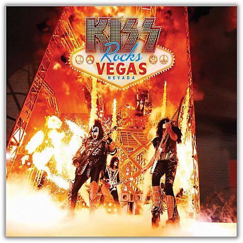 Universal Music Group KISS - KISS Rocks Vegas [DVD / 2 LP]