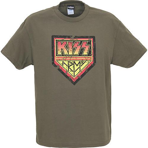 Gear One KISS Army Distressed Logo T-Shirt