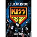 Hal Leonard KISS Army Tin Sign-thumbnail