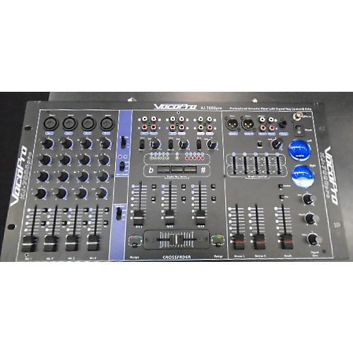 VocoPro KJ-7000 PRO Unpowered Mixer-thumbnail