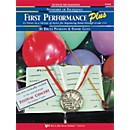 KJOS First Performance Plus 1st/2nd Eflat Alto Sax Book (W53XE)