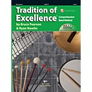 KJOS Tradition of Excellence Book 3 Percussion (W63PR)