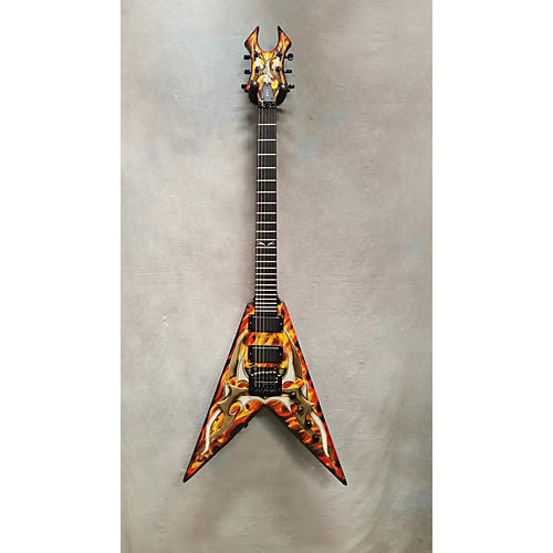 B.C. Rich KKV Solid Body Electric Guitar-thumbnail