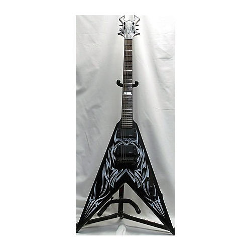 B.C. Rich KKVFG2 Kerry King V2 Solid Body Electric Guitar-thumbnail