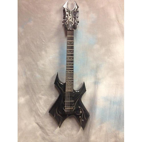 B.C. Rich KKW7 Kerry King Solid Body Electric Guitar-thumbnail