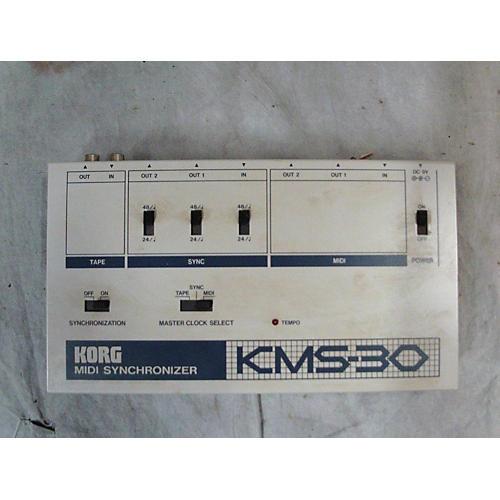 Korg KMS30 Synhcronizer MIDI Utility