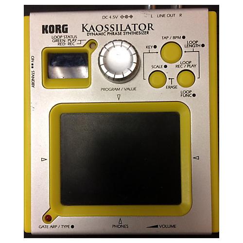 Korg KO1 Kaossilator Exciter