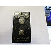 Suhr KOKO BOOST Effect Pedal