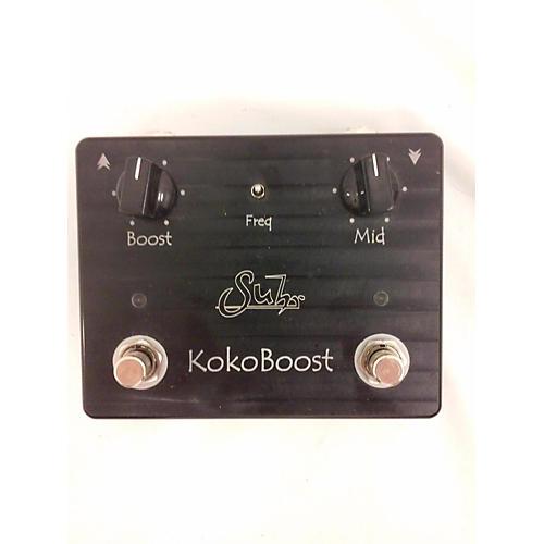 Suhr KOKO BOOST Effect Pedal-thumbnail