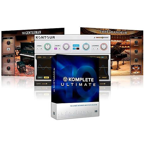Native Instruments KOMPLETE 10 Ultimate Update