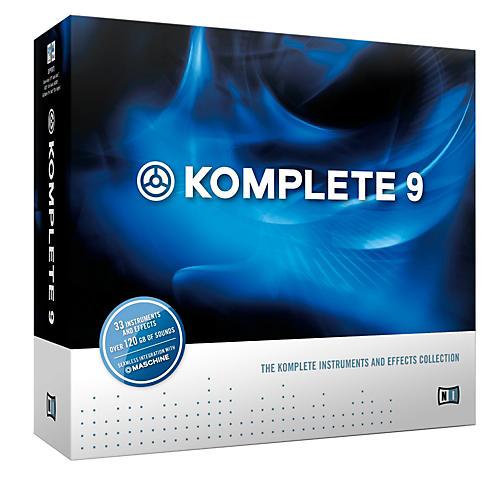 Native Instruments KOMPLETE 9 CRG-thumbnail