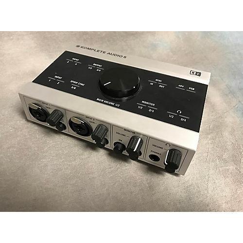 Native Instruments KOMPLETE AUDIO 6 Audio Interface