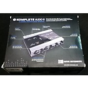 Native Instruments KOMPLETE AUDIO 6 Audio Interface