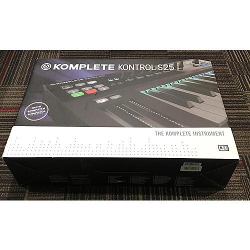 Native Instruments KOMPLETE KONTROL S25 Keyboard Workstation