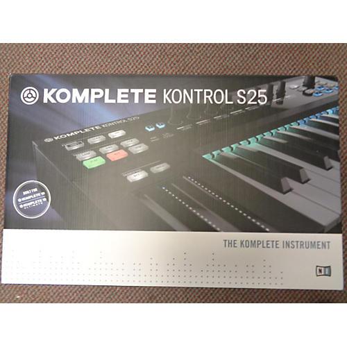 Native Instruments KOMPLETE KONTROL S25 MIDI Controller-thumbnail