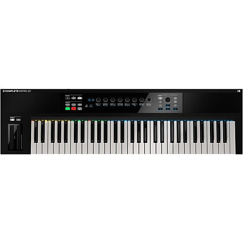 Native Instruments KOMPLETE KONTROL S61 Keyboard Controller-thumbnail