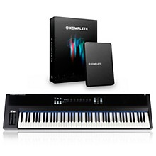 Native Instruments KOMPLETE KONTROL S88 Keyboard Controller with KOMPLETE 11