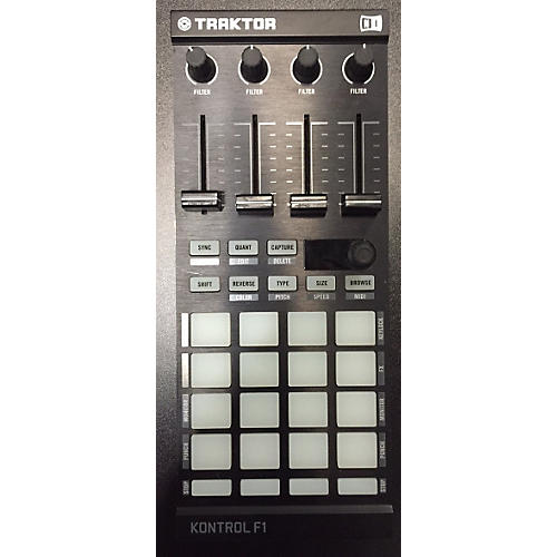In Store Used KONTROL F1 DJ Controller-thumbnail