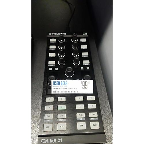 Native Instruments KONTROL X1 MK2 DJ Controller-thumbnail